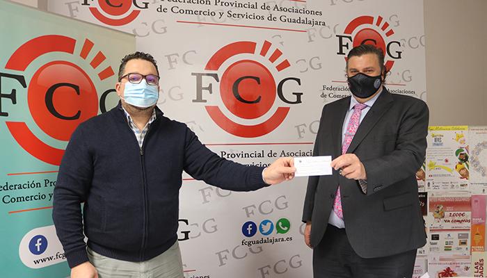 Una papeleta sellada en Flores Susan es la ganadora de 2.000 € de los Reyes Millonarios en Guadalajara