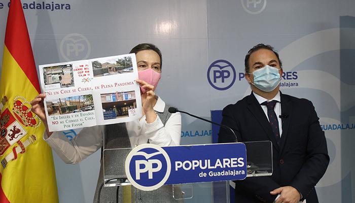 Ana Guarinos y Jaime Carnicero
