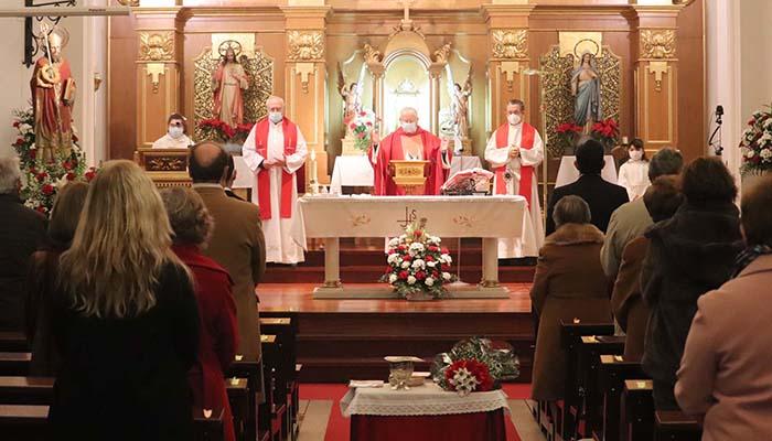 Cabanillas celebra un San Blas más recogido y televisado