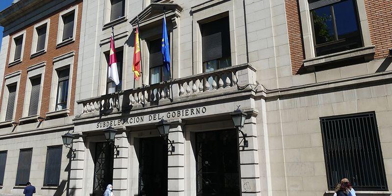 Delegados y delegadas de UGT y CCOO se concentrarán el jueves 11 de febrero a las 1200 horas ante la Subdelegación del Gobierno en Guadalajara