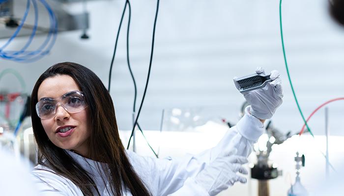Dia Mujer y niña en la ciencia