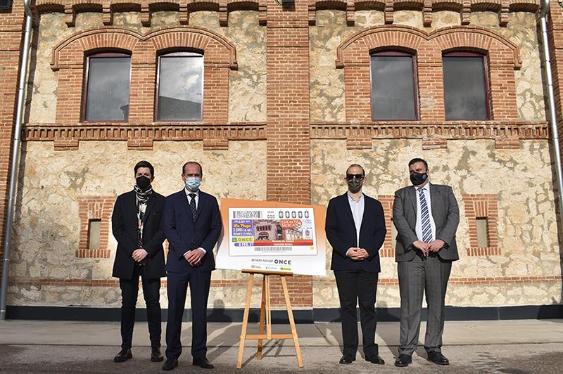 El Ayuntamiento de Guadalajara reafirma su compromiso con la ONCE y la igualdad de acceso para personas con capacidades diferentes