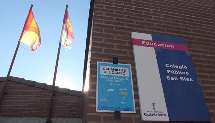 El Consejo Escolar de Cabanillas fija las fechas para recuperar los días lectivos perdidos por «Filomena»
