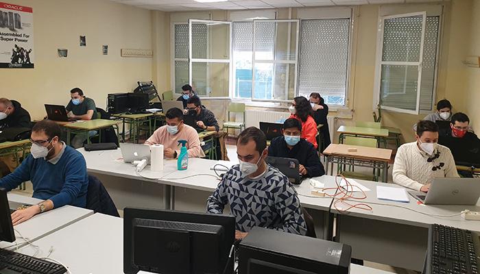 El instituto Arcipreste de Hita imparte el primer curso de especialización de Formación Profesional que se ha convocado en Guadalajara
