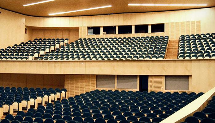 Este miércoles regresa la programación al Teatro Buero Vallejo, que abre sus puertas tras la desescalada de la ciudad a fase 2