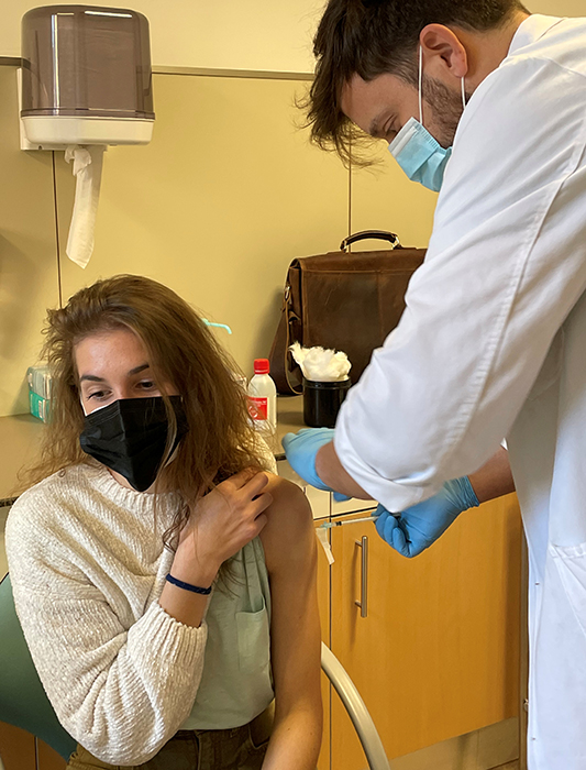 Finaliza la vacunación en los centros sociosanitarios de Guadalajara