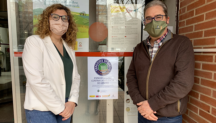 Guadalajara convierte sus Oficinas Comarcales Agrarias y Unidades Técnicas Agrícolas en espacios seguros contra la violencia de género