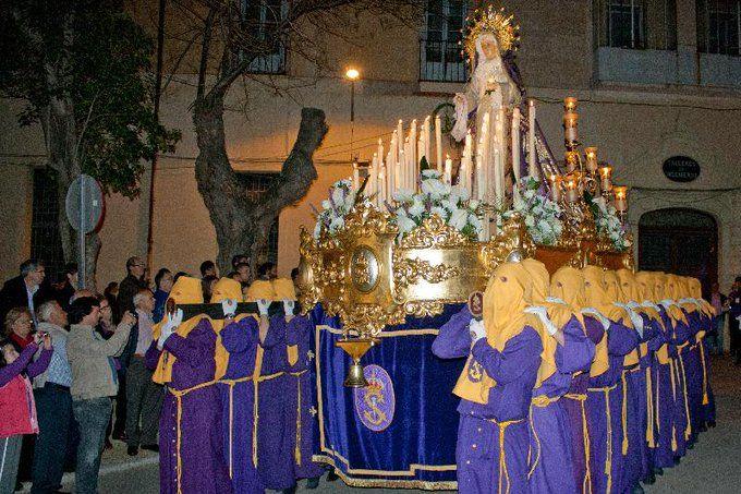 Guadalajara tampoco disfrutará este año de las procesiones en Semana Santa