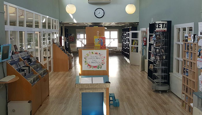 La Biblioteca León Gil de Cabanillas se suma a los actos entorno al Día Internacional de la Mujer
