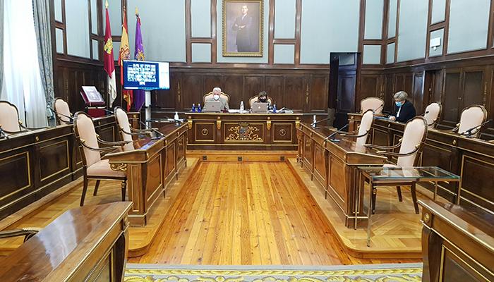 La Diputación de Guadalajara apoya el 8M y el mantenimiento del servicio de Correos en todos los pueblos