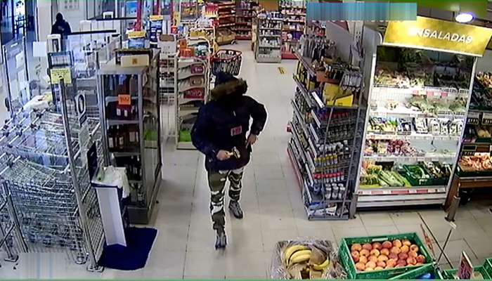 La Guardia Civil detiene a una persona en Azuqueca de Henares por un robo con violencia en un supermercado de Villanueva de la Torre