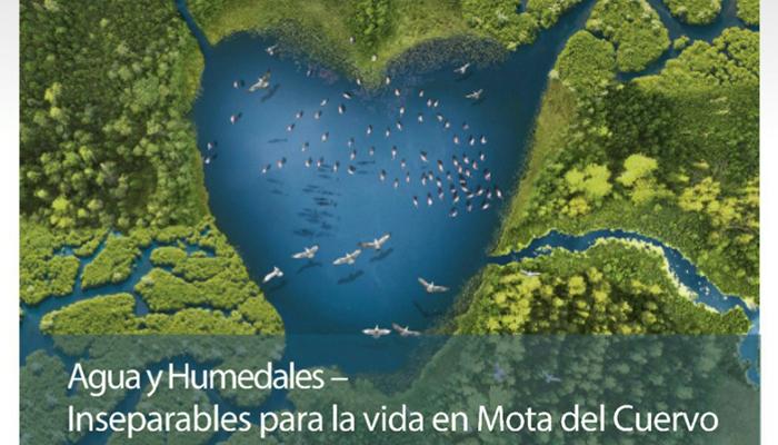 La Plataforma Vecinal Pueblo Sostenible de Mota del Cuervo celebra con un coloquio online el Día de los Humedales