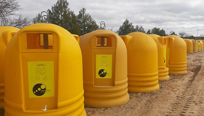 La recogida selectiva de envases en el Consorcio de Residuos de Guadalajara crece un 67% en los últimos tres años
