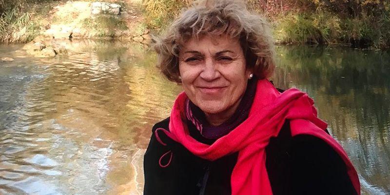 María Dolores Serrano Parra. Presidenta AECC. CUENCA