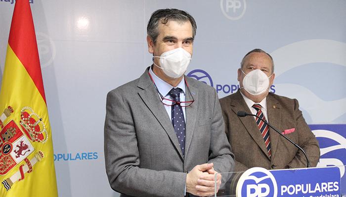 """Román denuncia que la paralización de las obras de abastecimiento a los municipios Ribereños """"es una negligencia política"""" del Gobierno de Page"""