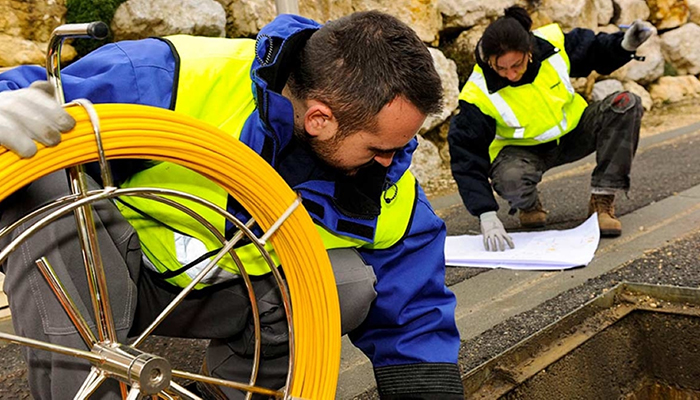 Telefónica duplicó su inversión en fibra en Castilla-La Mancha en plena pandemia, superando los 40 millones en 2020
