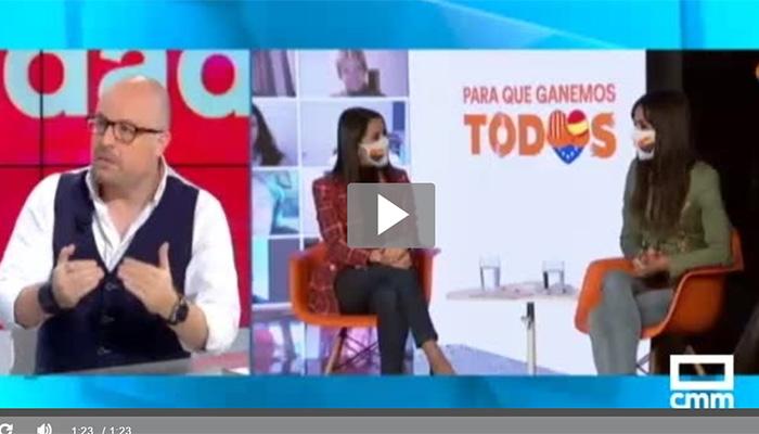 Alejandro Ruiz deja, desatado, el partido que le hizo famoso Esto ya no es Cs, es el chiringuito de Inés