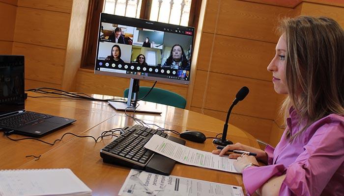 El Gobierno de Castilla-La Mancha reivindica una Europa referente en igualdad de género