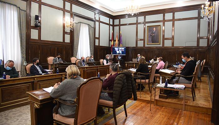 El Grupo Popular lamenta que los plenos de la Diputación de Guadalajara hayan quedado reducidos a la aprobación de pagos por servicios realizados sin contrato