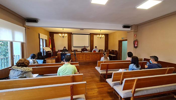 El Pleno del Ayuntamiento de Brihuega aprueba la adjudicación del contrato para la conversión de la Real Fábrica en hospedería