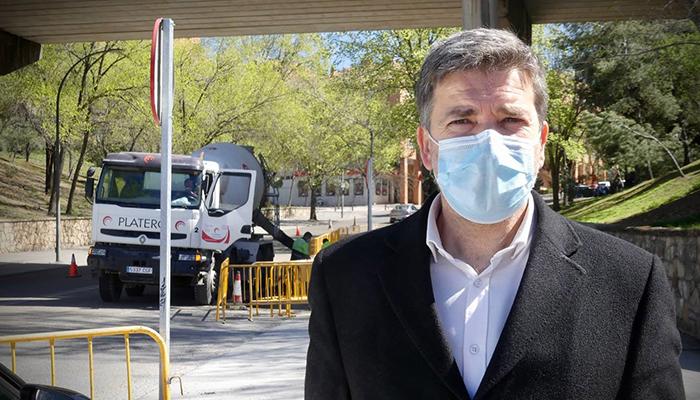 Filomena trajo como consecuencia  7.644,1 m2 de baches y desperfectos en las calles de Guadalajara