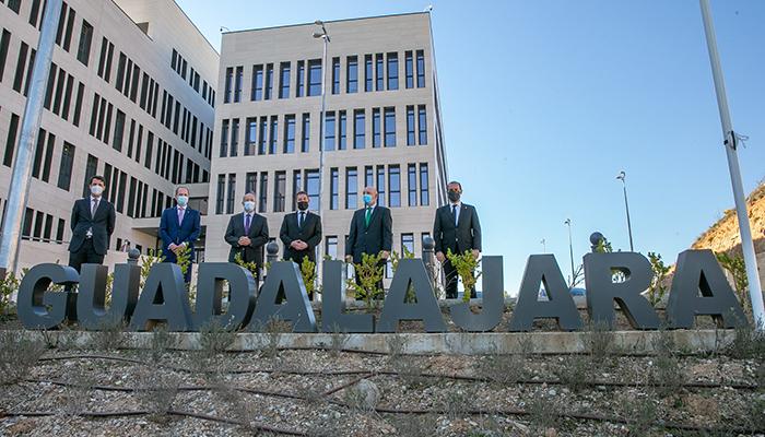 inaugurados los nuevos juzgados de guadalajara | Liberal de Castilla