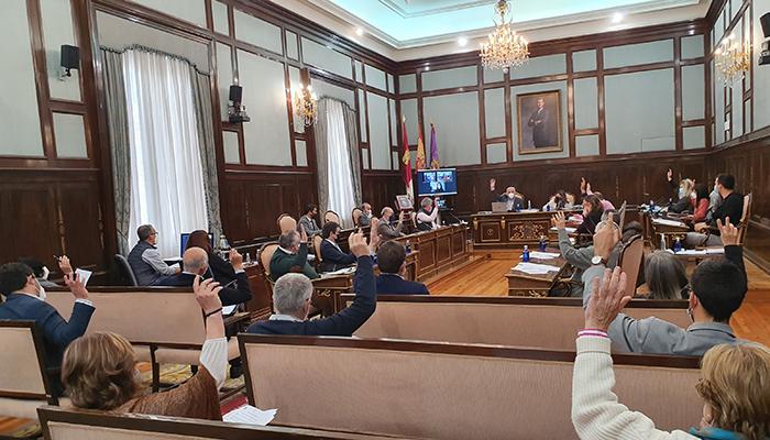La Diputación de Guadalajara habilita créditos por más de 2 millones de euros para un nuevo Plan de Empleo y el arreglo del camino de San Andrés