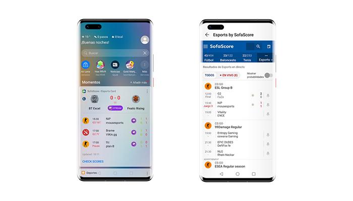 Los Esports llegan a Huawei Assistant, el primer asistente virtual para smartphones que incorpora esta disciplina