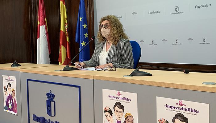 Los nueve centros de la mujer de la provincia de Guadalajara atendieron un total de 13.817 consultas y realizaron 207 actividades a lo largo de 2020