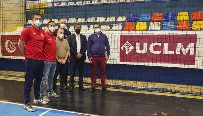 UCLM colabora con Quabit Guadalajara para mejorar el rendimiento del equipo