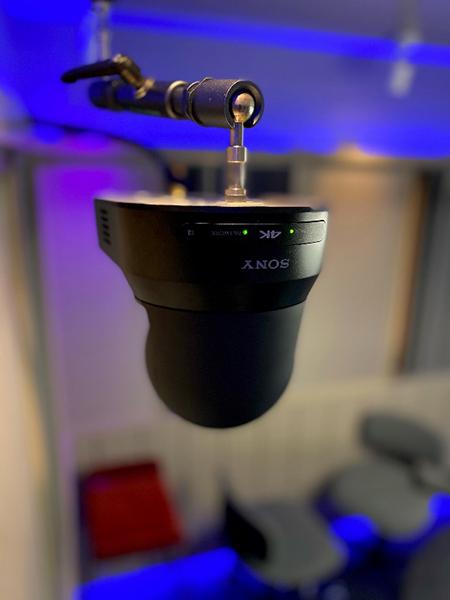Una mejora sustancial en la producción de informativos en Internet gracias a las cámaras remotas controladas por IP de Sony