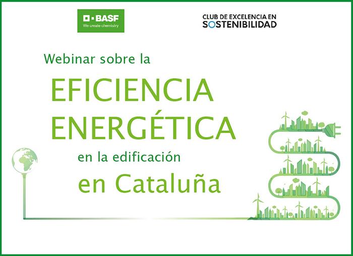 BASF organiza una webinar sobre la Eficiencia Energética en la edificación en Cataluña