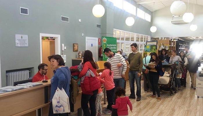 Carrusel de actividades presenciales y telemáticas para celebrar el Día del Libro en la Biblioteca de Cabanillas