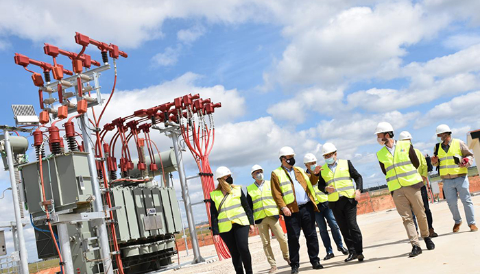 El 75% del total de la potencia eléctrica instalada en Castilla-La Mancha procede de fuentes renovables