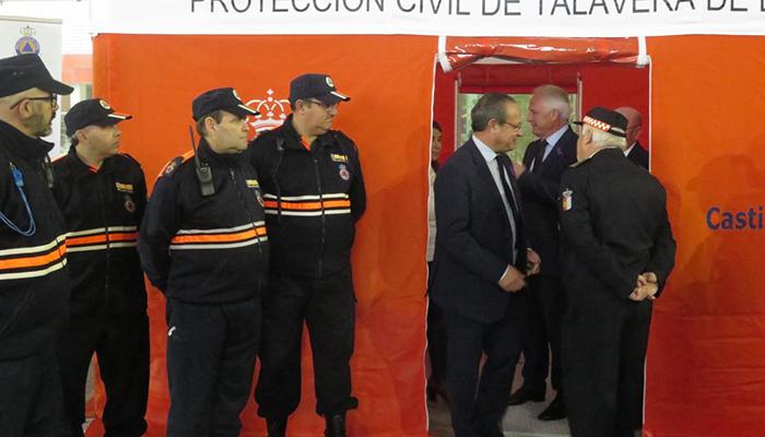 El Gobierno regional convoca ayudas por cerca de 350.000 euros para dotar de medios materiales a las agrupaciones de Protección Civil