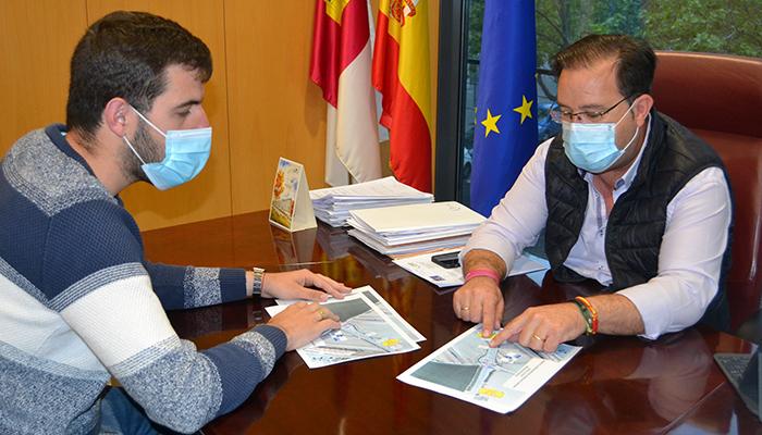 El Gobierno regional ejecutará trabajos de mejora en la señalización del acceso a Fontanar desde la CM-101