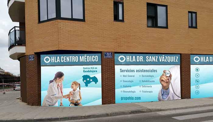 El Grupo HLA amplía su oferta asistencial en Guadalajara con un nuevo centro médico