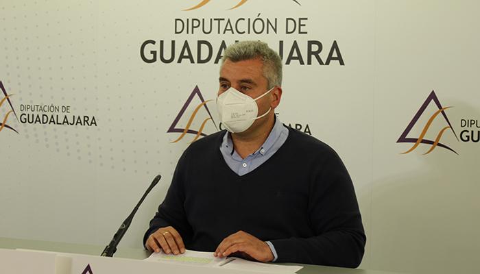 El Grupo Popular en la Diputación de Guadalajara pedirá más recursos de los Fondos Europeos para los ayuntamientos de la provincia