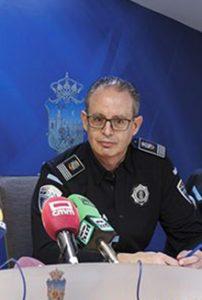 El Jefe de la Policía Local de Guadalajara, Jorge López, Medalla de Oro al Mérito Profesional de Castilla-La Mancha