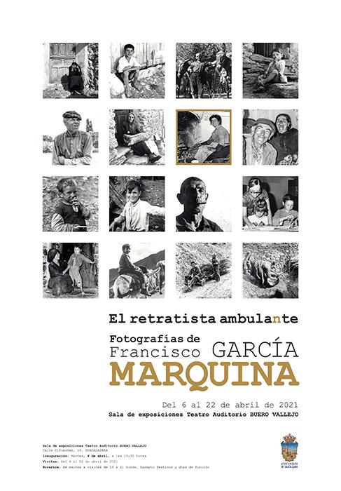 'El retratista ambulante', la colección de fotografías de García Marquina sobre la España vaciada, se inaugura este martes en el Buero