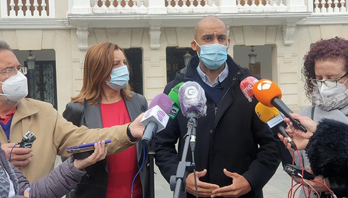 """Engonga """"Rojo sigue escondido y sin defender a Guadalajara ante la grave crisis sanitaria y económica que vivimos"""""""