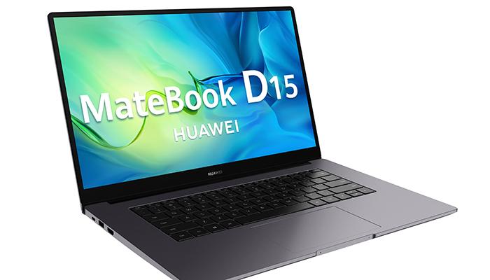 Huawei continúa su expansión en el segmento de portátiles y lanza el MateBook D 15 2021