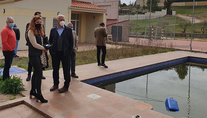 La Diputación de Guadalajara invierte 390.000 euros en Cogolludo y 47.000 euros en Fuencemillán