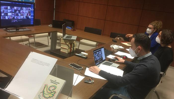 La MAS aprueba sus presupuestos por unanimidad sin subir el precio del agua por séptimo año consecutivo
