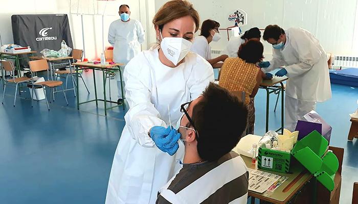Sanidad decreta medidas especiales de nivel 3 reforzado en Alovera