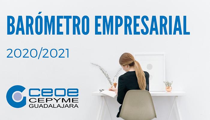 Siete de cada diez empresas y autónomos de la provincia redujeron su facturación según el barómetro empresarial 2020-2021 de CEOE-Cepyme Guadalajara