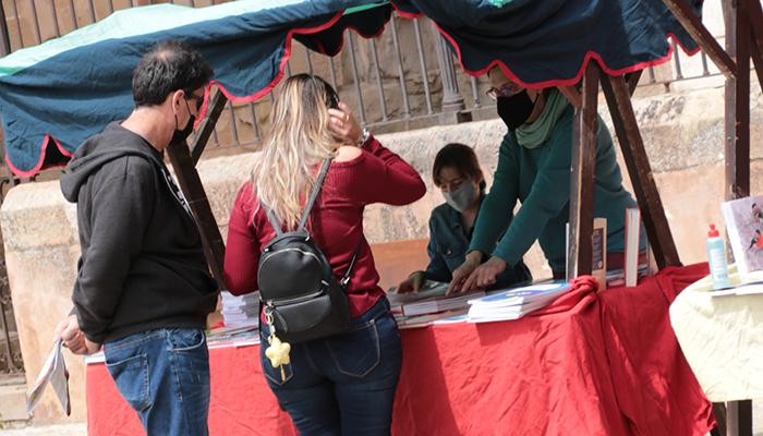 Sigüenza celebra el Día del Libro
