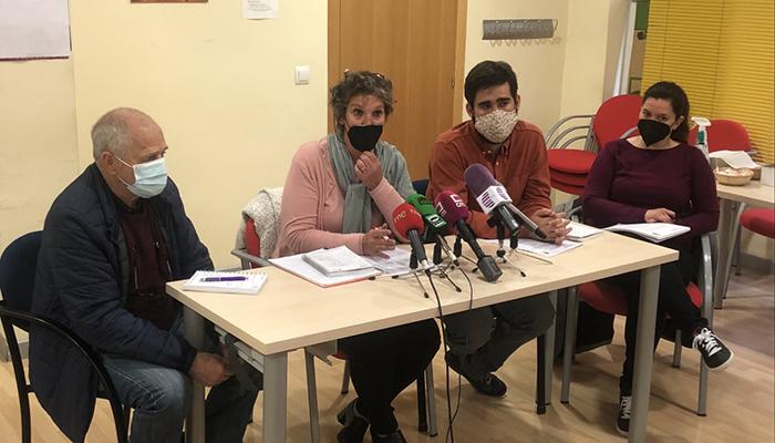 Usuarios y profesionales de la Sanidad en Guadalajara piden respuesta a sus múltiples reivindicaciones