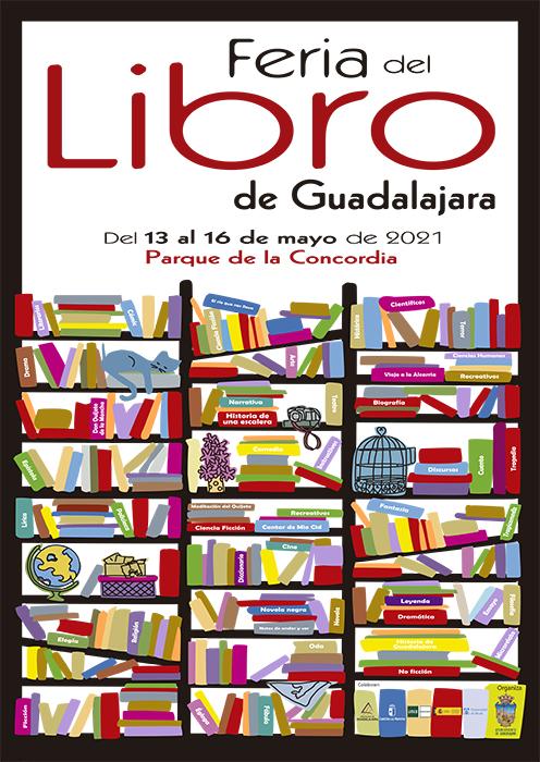 La Feria del Libro de Guadalajara toma el relevo desde este jueves en La Concordia
