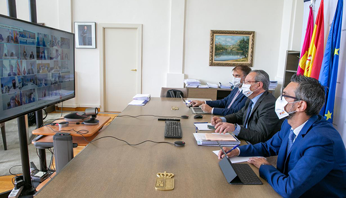 Castilla-La Mancha apuesta por gestionar los fondos Next Generation atendiendo a criterios que luchen contra la despoblación
